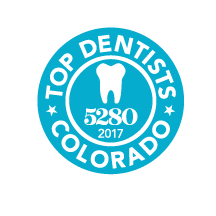 5280 Top Dentists Logo 2017